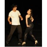 onde tem dança contemporânea de casal Água Espraiada