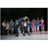 onde tem dança contemporânea homens Brooklin
