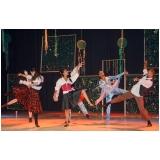 onde tem dança contemporânea iniciante Parque Morumbi