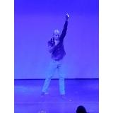 onde tem dança contemporânea masculina Brooklin