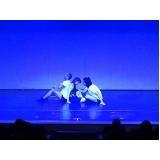 onde tem dança contemporânea moderna Morumbi