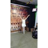 preço da aula de ballet avançado Vila Clementina
