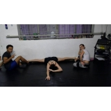 preço da aula de ballet básico Água Espraiada