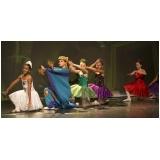 preço da aula de ballet infantil Grajau
