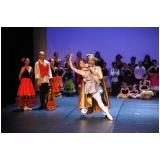 preço da aula de ballet moderno Santo Amaro