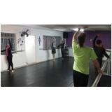 preço da aula de ballet royal Vila Marcelo